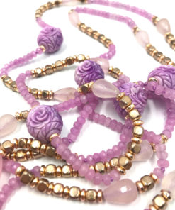 collana giada lilla quarzo rosa ematite fonsi 02