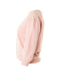 felpa spalline decorate rosa jijil 02
